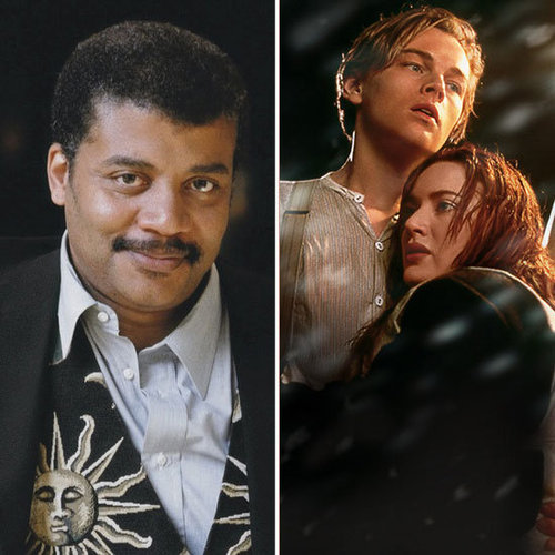 Neil deGrasse Tyson Changed Titanic Stars and Constellation Apps
