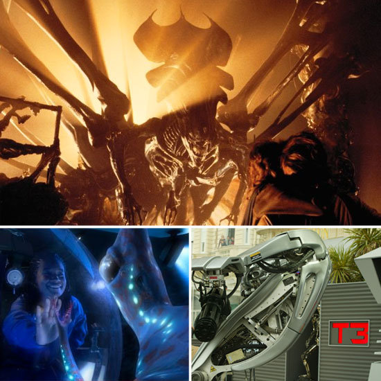 6 of James Cameron's Geekiest Film Endeavors