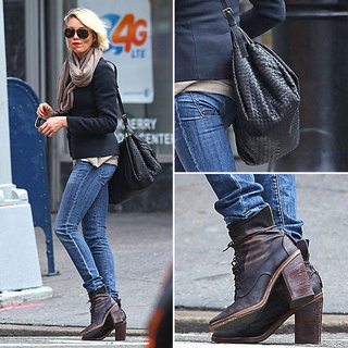 Celeb Style: Cameron Diaz Zeroes in on the Classics