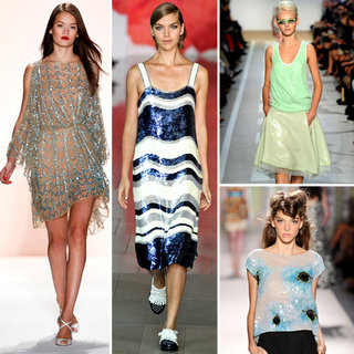 How to Wear Sequins For Spring