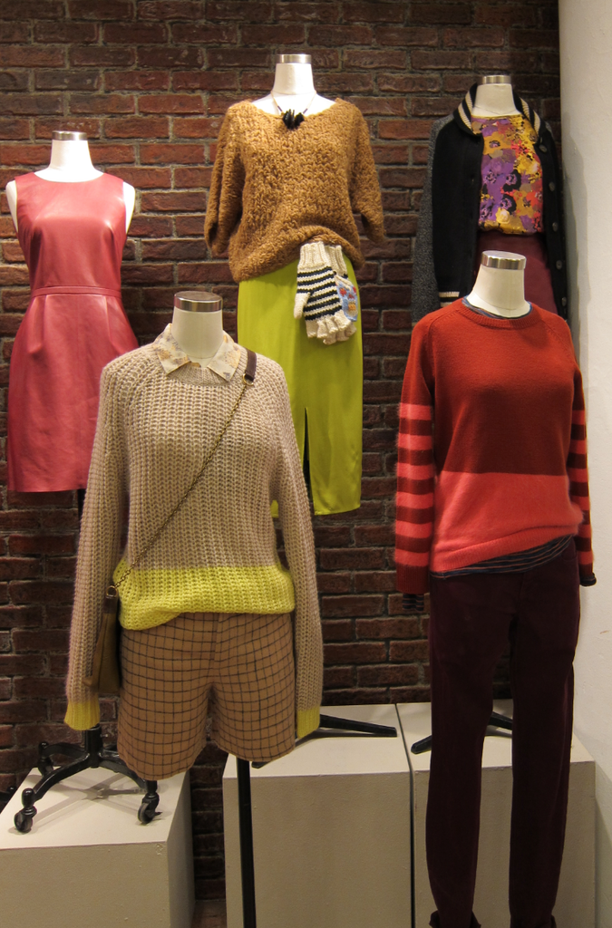First Look! Over 75 Photos of Madewell's Woodsy-Inspired Fall 2012 Preview
