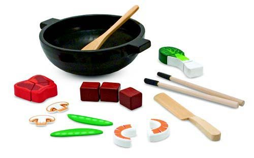 Melissa & Doug Stir-Fry Slicing Set