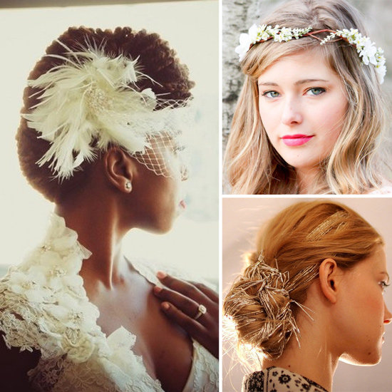 Pinterest Picks: 15 Gorgeous Wedding Hairstyles  POPSUGAR