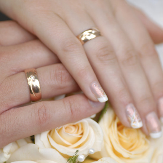 Wedding Manicure Ideas For the Bride | POPSUGAR Beauty