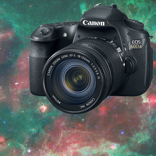 Space Camera From Canon