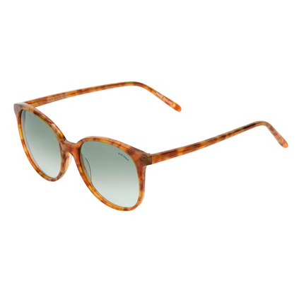 Black Eyewear Trudy Shiny Marmalade Sunglasses ($249)