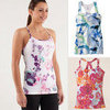 Printed Workout Tops