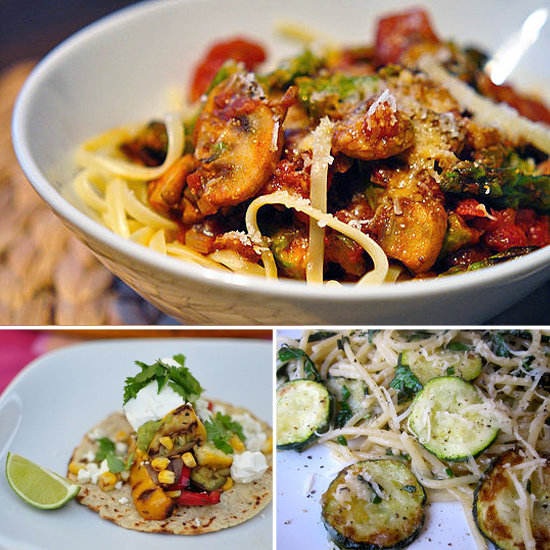 Fast, Easy, and Loaded With Veggies: 5 Meals For Your Week