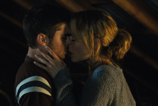Logan and Beth, The Lucky One