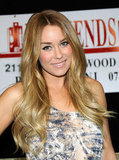 Lauren Conrad signed books in New Jersey.