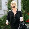 Charlize Theron Drinking Diet Coke Pictures