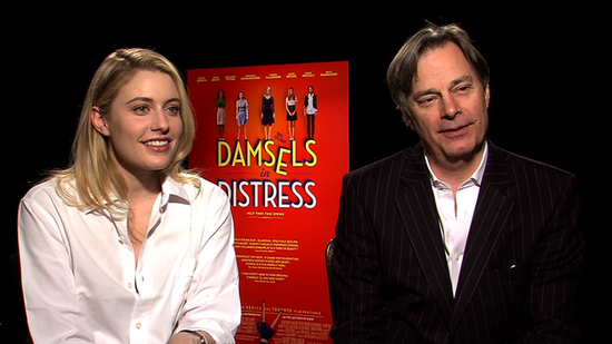 Greta Gerwig and Her Damsels in Distress Cast Talk Crazy Parties and College Days