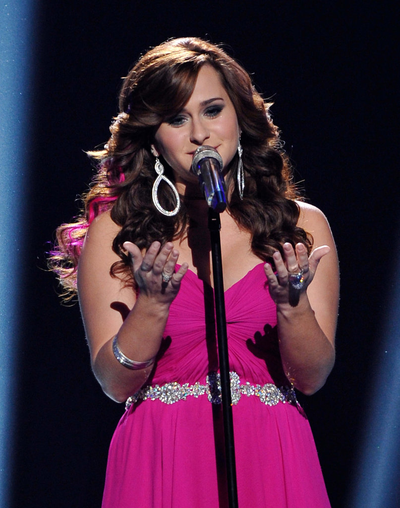 Skylar Laine was the last contestant to perform.