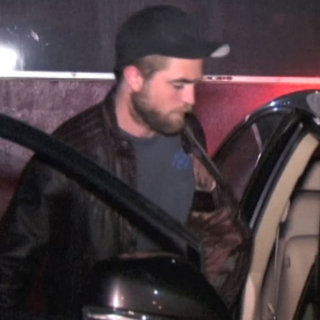 Robert Pattinson at Pour Vous Video