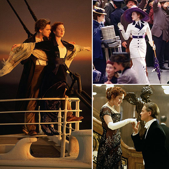 Titanic Obsessed? So Are We — We Hunt Down the Perfect Film-Inspired Looks
