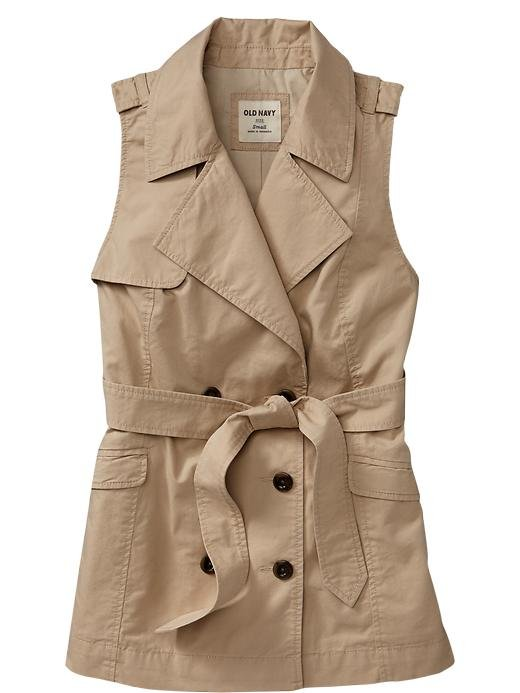 A Trench Vest