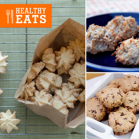 Bake This: 8 Healthier, Gluten-Free Cookie Recipes