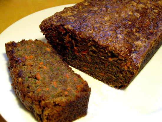 Zucchini bread is a go-to sweet treat that doesn't pack on the pounds, but if you're looking for a twist on tradition, it's time to taste some carrot zucchini bread.