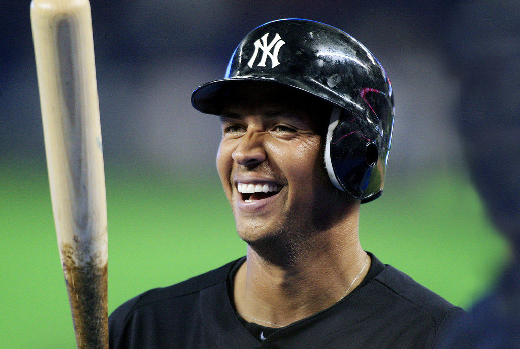 Alex Rodriguez, Yankees