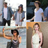 Celebrity Pictures of Kate Bosworth, Paris Hilton, Sharni Vinson, Kellan Lutz, Harry Styles