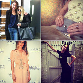 The Best Candid Celebrity Pictures from Twitter, Instagram & Facebook from Alexa Chung, Robyn Lawley, Kate Bosworth & more!