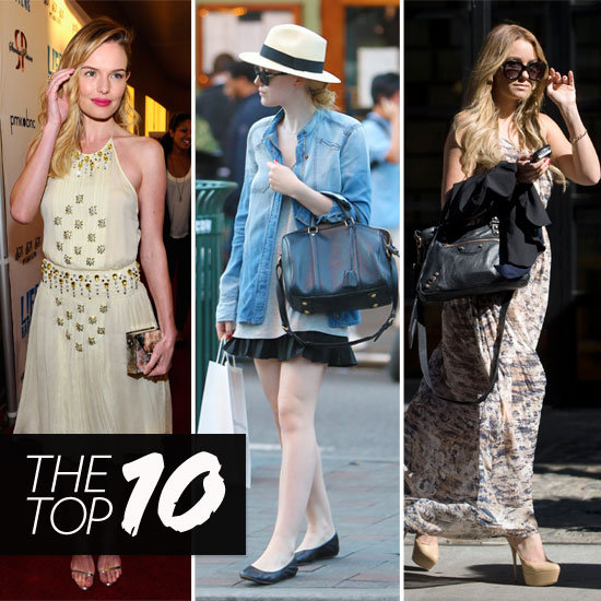 Top ten, best dressed celebrities of the week Including Miranda Kerr, Taylor Swift, Lauren Conrad & More!