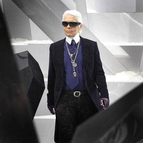 Karl Lagerfeld Is Now Designing Helicopters