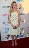 Kate Bosworth opted for an embellished femme Prada frock at the L!fe Happens premiere in LA.