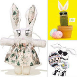 The Easter Bunny Gets a Stylish Makeover — Courtesy of Fashion's Coolest Designers