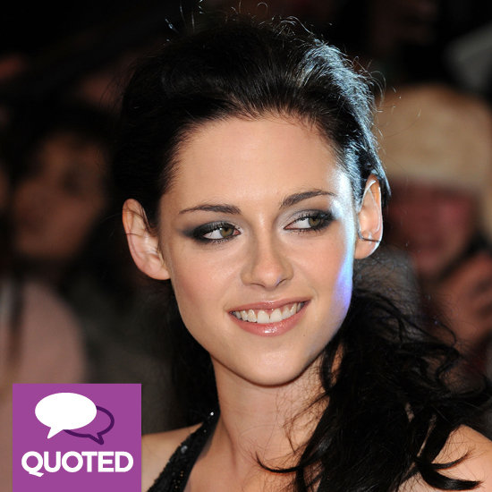 What Kristen Stewart Has Said About Love