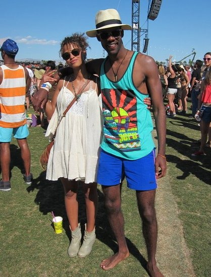 Coachella Festival Style 2012 Couples