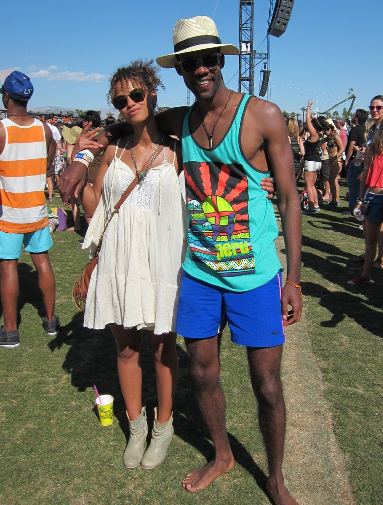 Style Spy: Coachella 2012