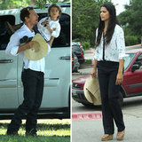 Matthew McConaughey and Camila Alves Spend a Southern Easter Together