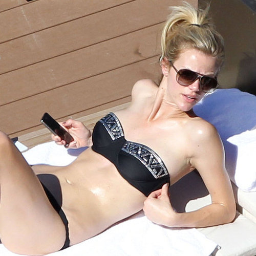 Brooklyn Decker Pictures in a Bikini While in Sydney