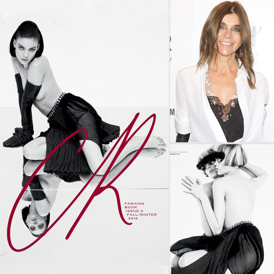 Check Out Carine Roitfeld's New Magazine — CR Fashion Book