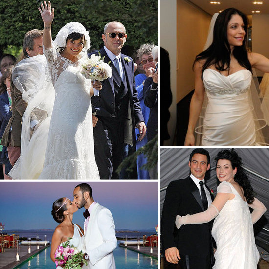 Pregnant Celebrities in Wedding Dresses Previous 1 13 Next