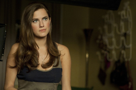 Allison Williams in Girls. Photo courtesy of HBO