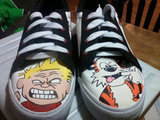 Calvin and Hobbes ($65)
