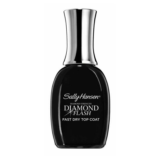 Sally Hansen Diamond Flash Fast Dry Top Coat, $13.95