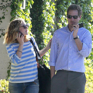 Drew Barrymore Possibly Pregnant Pictures With Will Kopelman