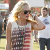 Kate Bosworth at Coachella Music Festival