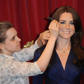 Kate Middleton's Madame Tussauds Wax Figure Proves Popular