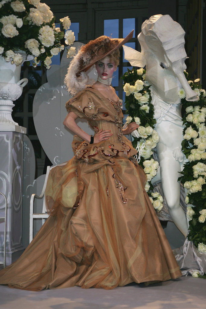 Dior Couture Fall 2007
