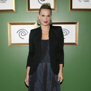 Molly Sims Maxi Dresses With Blazers