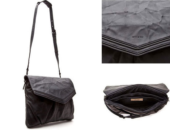 Matt + Nat Ritual Laptop Bag ($180)