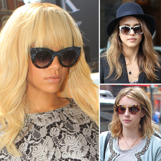 These Celebrities Have an Eye For the Hottest Sunglasses