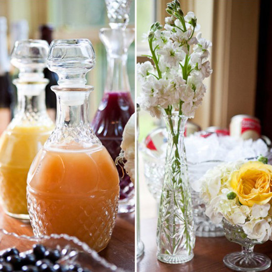 Beverages and Blooms