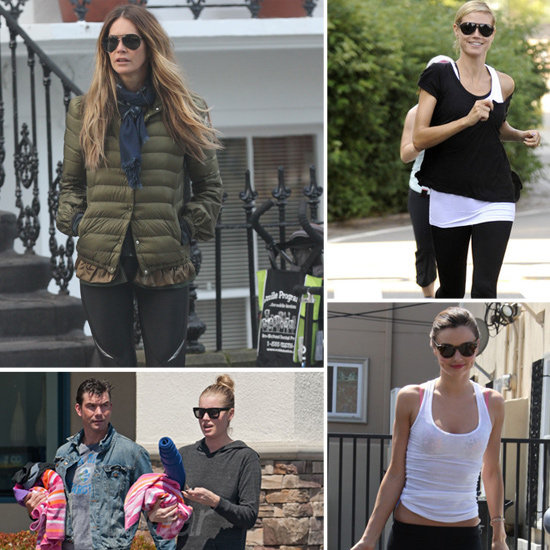 10 Diet and Exercise Tips From Supermodels