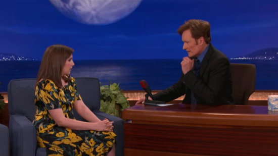 Lena Dunham Talks Awkward Sex Scenes in Girls and Flirty Texting