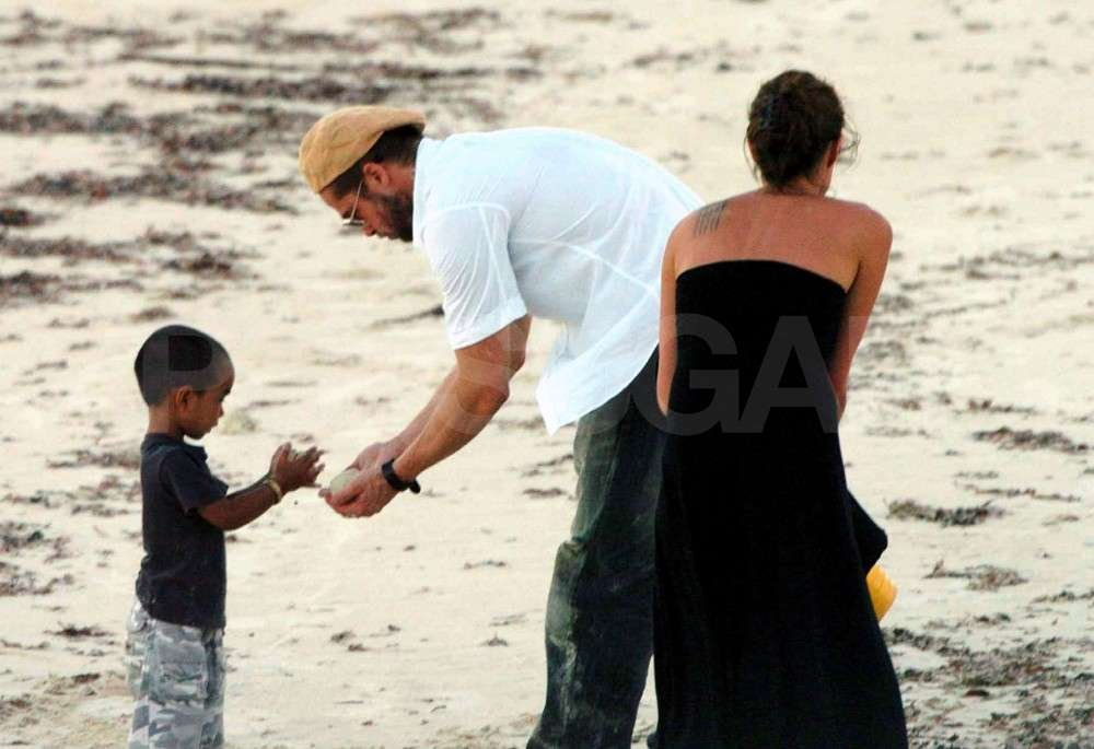 Brad and Angelina Flashback: See the Pictures That Outed Their Romance!